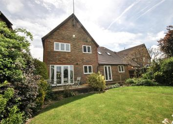 Thumbnail 5 bedroom detached house for sale in Phoebes Orchard, Stoke Hammond, Milton Keynes