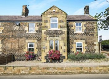 Thumbnail 4 bed semi-detached house for sale in Stamford, Alnwick