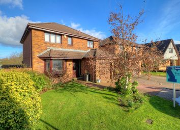 Thumbnail 4 bedroom detached house for sale in Edenside, Cumbernauld, Glasgow