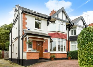 Thumbnail 4 bed semi-detached house for sale in Hollickwood Avenue, London