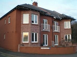 Thumbnail 2 bed flat to rent in Kaims Croft, Arbroath