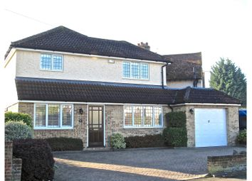 Thumbnail 3 bed detached house for sale in Main Road, Hoo, Rochester