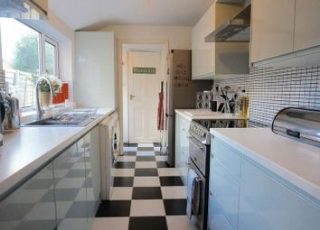 Thumbnail 3 bed terraced house for sale in Turner Street, Uphill, Lincoln