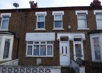 Thumbnail 2 bed terraced house to rent in St. Leonards Road, Northampton