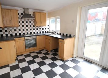 Thumbnail 3 bed terraced house to rent in Walverden Avenue, Blackpool