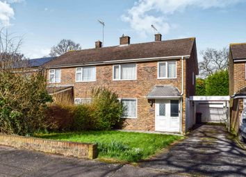 Thumbnail 3 bed semi-detached house for sale in Burwash Road, Crawley