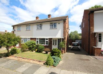 Thumbnail 2 bed semi-detached house for sale in Gattons Way, Sidcup, Kent
