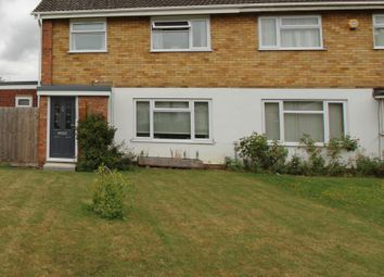 Thumbnail 3 bed semi-detached house for sale in Kirby Walk, Peterborough