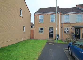 Thumbnail 3 bedroom semi-detached house to rent in Grangemoor Close, Darlington