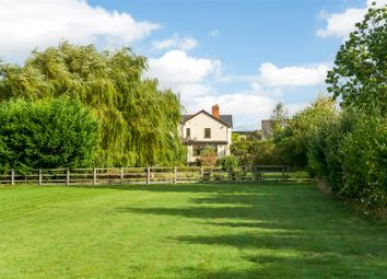 Thumbnail 4 bed detached house for sale in Evesham Road, Fladbury, Pershore, Worcestershire