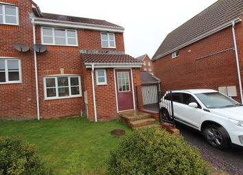 Thumbnail 3 bed semi-detached house to rent in Hill Top Way, Newhaven