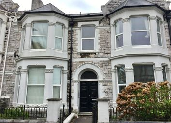 Thumbnail 1 bedroom flat to rent in Sutherland Road, Mutley, Plymouth