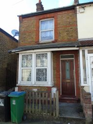 Thumbnail 1 bed maisonette to rent in Cecil Street, Watford