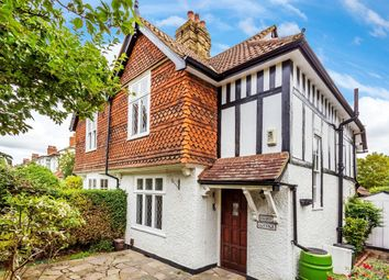 Thumbnail 2 bed semi-detached house for sale in Mostyn Road, Merton Park