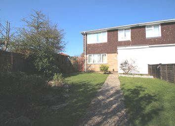 Thumbnail 3 bed semi-detached house to rent in Heather Gardens, Fareham