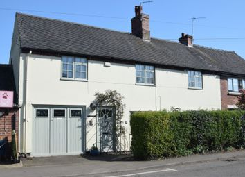 Thumbnail 4 bed cottage for sale in High Street, Packington