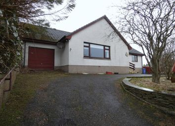 Thumbnail 4 bedroom detached bungalow for sale in Rose Street, Thurso