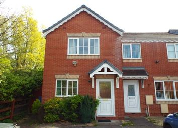 Thumbnail 2 bed property to rent in Homestead Avenue, Wall Meadow, Worcester