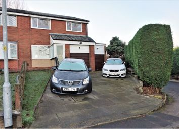 Thumbnail 3 bed semi-detached house for sale in Peel Mount Close, Blackburn