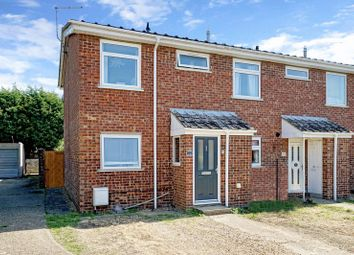 Thumbnail 2 bed end terrace house for sale in First Avenue, Warboys, Huntingdon