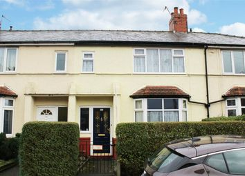 Thumbnail 3 bedroom terraced house for sale in Cemetery Road, Preston, Lancashire