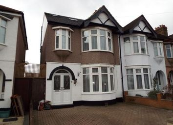 Thumbnail 4 bed terraced house for sale in Newbury Park, Essex