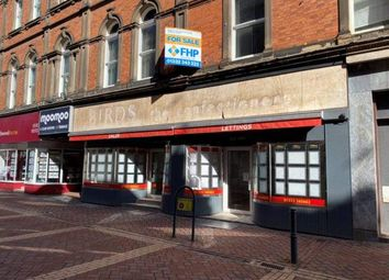 Thumbnail Retail premises for sale in 3-5 St James Street, 3-5 St James Street, Derby
