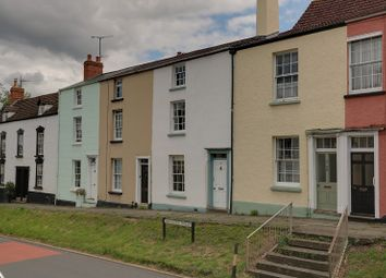 Thumbnail 3 bed terraced house for sale in Mornington Terrace, Newnham, Gloucestershire.
