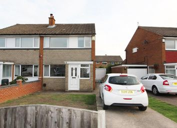 Thumbnail 3 bed semi-detached house for sale in Edinburgh Place, Garforth, Leeds