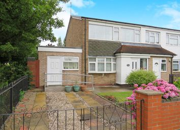 Thumbnail 3 bedroom end terrace house for sale in Farnborough Road, Castle Vale, Birmingham