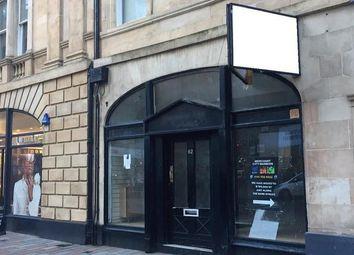 Thumbnail Retail premises to let in Wilson Street, Glasgow