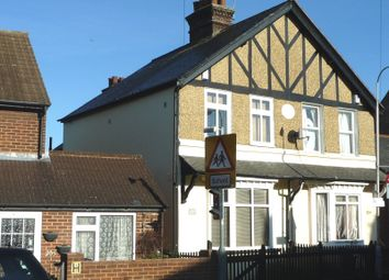 Thumbnail 2 bed semi-detached house to rent in Camp Road, St.Albans