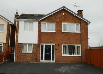 Thumbnail 4 bed detached house for sale in Hoades Avenue, Woodsetts, Worksop, Nottinghamshire