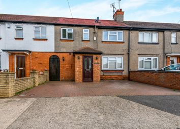 Thumbnail 3 bed terraced house for sale in Bushland Road, Abington, Northampton
