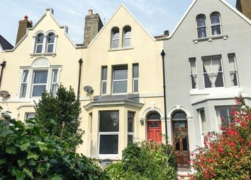 Thumbnail 3 bedroom terraced house for sale in Mount Pleasant Crescent, Hastings