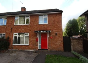 Thumbnail 3 bed semi-detached house to rent in Springfields, Rushall, Walsall