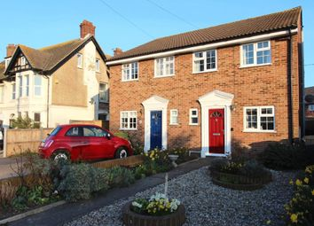 Thumbnail 3 bedroom semi-detached house for sale in London Road, Deal