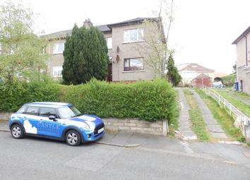 Thumbnail 2 bedroom flat to rent in Morven Avenue, Paisley, Renfrewshire