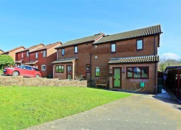 Thumbnail 2 bed semi-detached house for sale in Chandlers Reach, Llantwit Fradre, Pontypridd