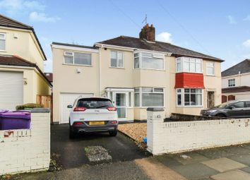 5 bed semi-detached house for sale in Chelwood Avenue, Liverpool L16