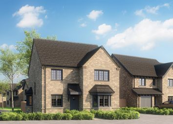 Thumbnail 4 bed detached house for sale in Oakley Road, Shepshed, Loughborough