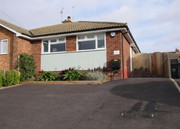 Thumbnail 2 bed semi-detached bungalow for sale in Woodrow Chase, Herne Bay