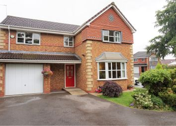 Thumbnail 4 bed detached house for sale in The Beeches, St. Helens