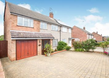 Thumbnail 4 bed semi-detached house for sale in Old Mill Road, Saffron Walden