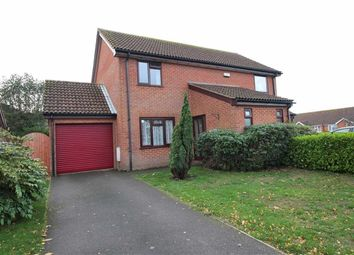 Thumbnail 2 bed semi-detached house for sale in Yarrow Close, Highcliffe, Christchurch