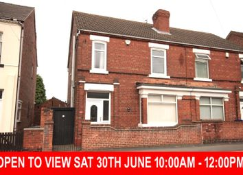 Thumbnail 3 bed semi-detached house for sale in Furnival Road, Balby, Doncaster