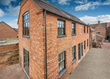 Thumbnail 2 bed terraced house for sale in Plot 4, The Old Print Works, High Street, Newport