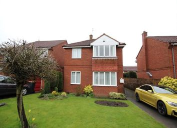 Thumbnail 4 bed detached house to rent in Copperfield, Durham