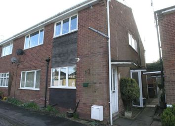 Thumbnail 3 bed flat for sale in Leafield Gardens, Halesowen