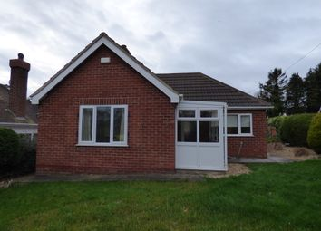 Thumbnail 2 bed detached bungalow to rent in Cottage Yard Lane, Humberston, Grimsby